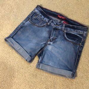 Teen shorts